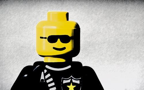 Photoshop week Autors: awoken A LEGO a day (oktobris, 2008)