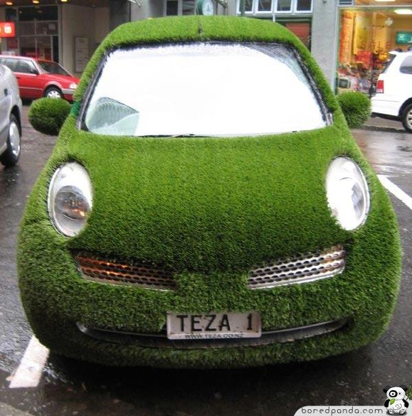 Zāles Auto Autors: Fosilija Top 20 Visdīvainākās mašīnas