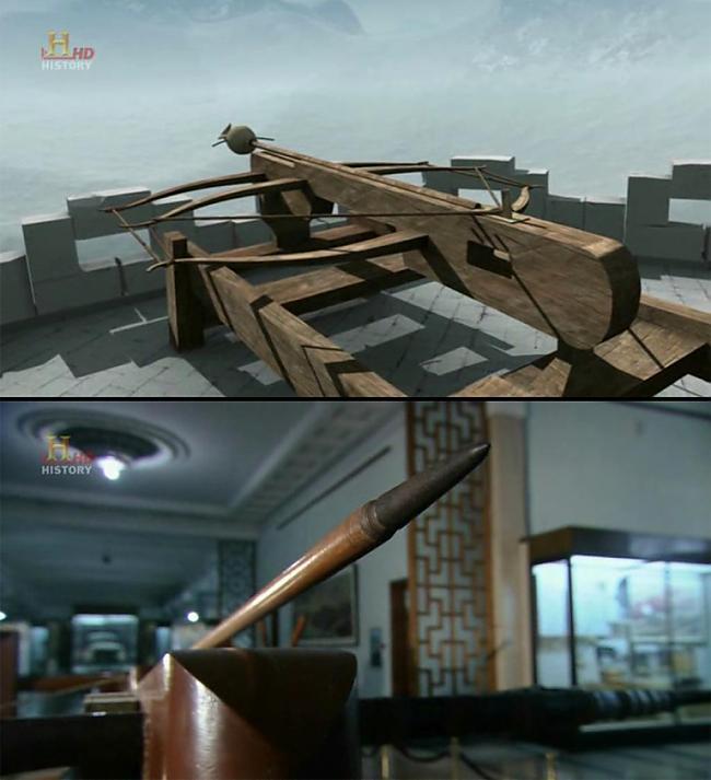 TRĪSKĀRŠAIS ARBALETS  Viens no... Autors: arrow112 Seno ķīniešu ieroču revolūcija