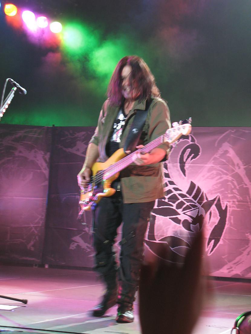 Pawel Machivoda bass Autors: Rupucss The Scorpions, long ago...
