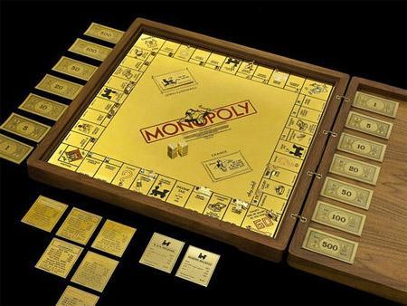 Dārgākais monopols kas taisīts... Autors: ellah Pasaules dārgākais