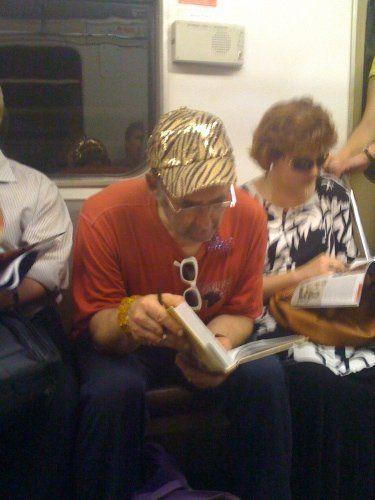 Vectēvs stilā Autors: Nabadzīgais ST Pazemes iedzīvotāji, kas viņi ir?