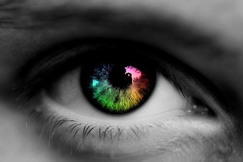 Vidēji cilvēks mirkšķina acis... Autors: Trolololo Interesanti fakti