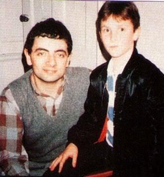 10 gadu vecumā viņš jau... Autors: lemonzz Christian Bale