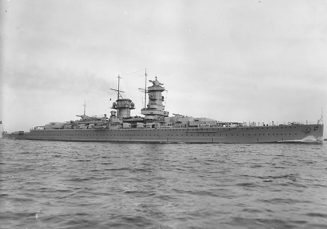 Kuģa uzdevums bija vienkārš... Autors: Dzelzbetons Hitlera kabatas pirāts