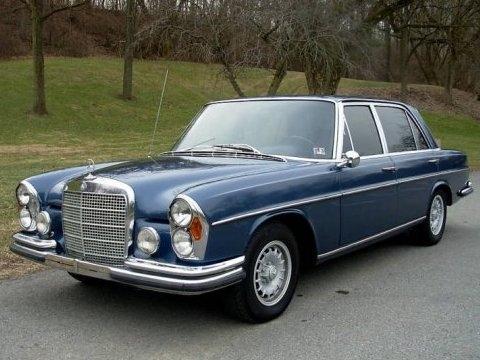 Mercedes Benz 300S Autors: Skoolnieks Automašīnas Eiropā 70 gados