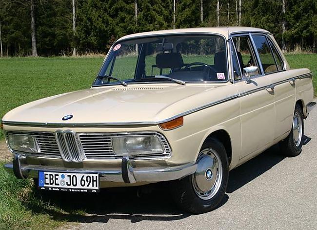 BMW 2000 Autors: Skoolnieks Automašīnas Eiropā 70 gados