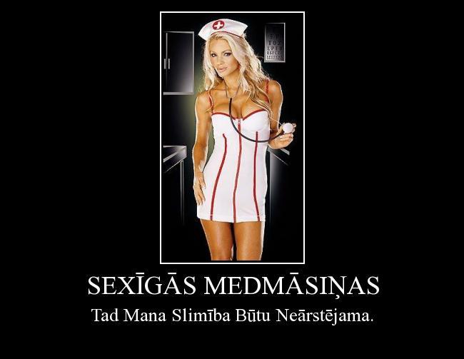 Autors: MaxWell06 Sexīgās Medmāsiņas
