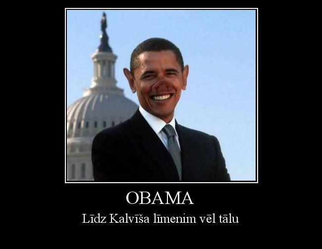 Autors: Graustu Miljonārs Obama