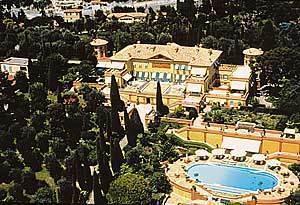 2 Villa Leopolda... Autors: Strendžers 2010.gada dārgākās top10 mājas