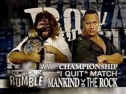 The Rock vs Mankind I Quit... Autors: GreatLauris The Rock