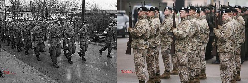 Armija Autors: pofig Armija - Tad un tagad.