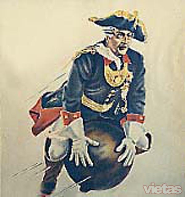 1720gada 11maijā dzimis barons... Autors: GargantijA Tas notika maijā.....