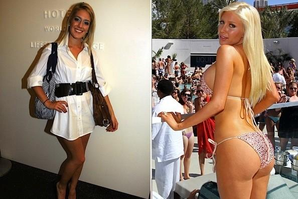 Heidi Montag Autors: bee62 Reality TV Stars Then and Now