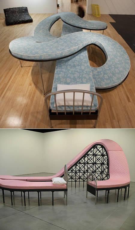 Gulta 039039amerikāņu... Autors: MJ TOP 12 superīgākās gultas.