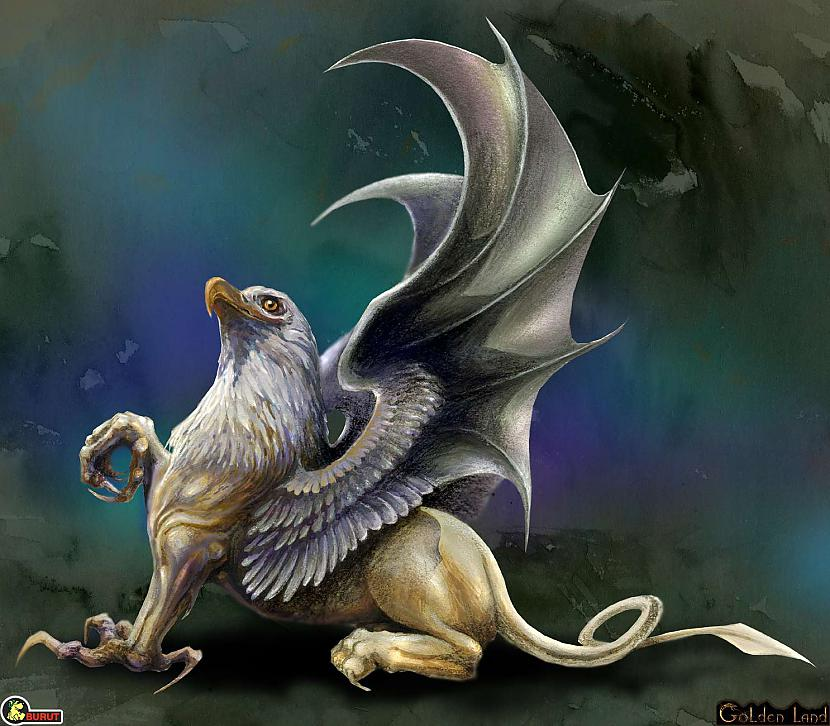 Autors: Vampirate Mythical creatures