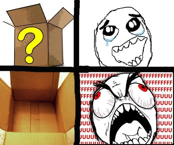 Mystery box Autors: Makinlijs Dusmīgais puika