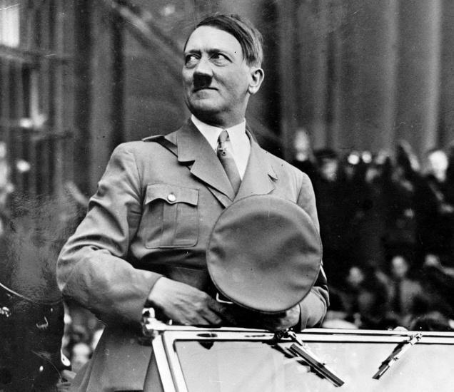 Pret alkoholu un cigaretēm... Autors: Vampire Lord Kāds bija Hitlers
