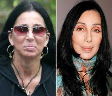 Cher Autors: Sviesturs Slavenības bez kosmētikas