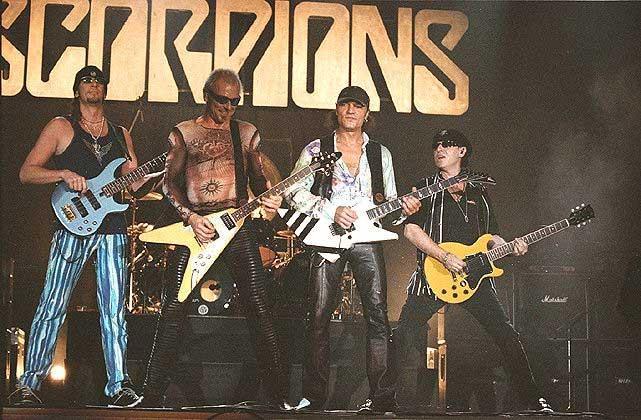 Autors: saldskabmaizite Scorpions