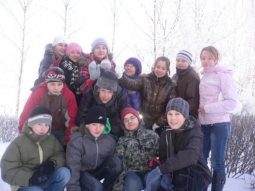 ziema Autors: Jaunais2010gads mūsu klase