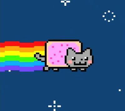 Autors: dairico Nyan cat