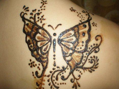 Autors: Bublle gum Hennas tatoo