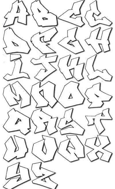 Autors: DUBLISS Graffiti ABC