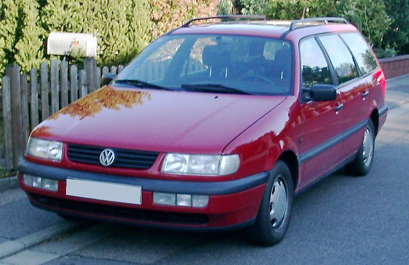 Wolkswagen passat B4  1993 ... Autors: Sirmaiss Wolkswagen passat.