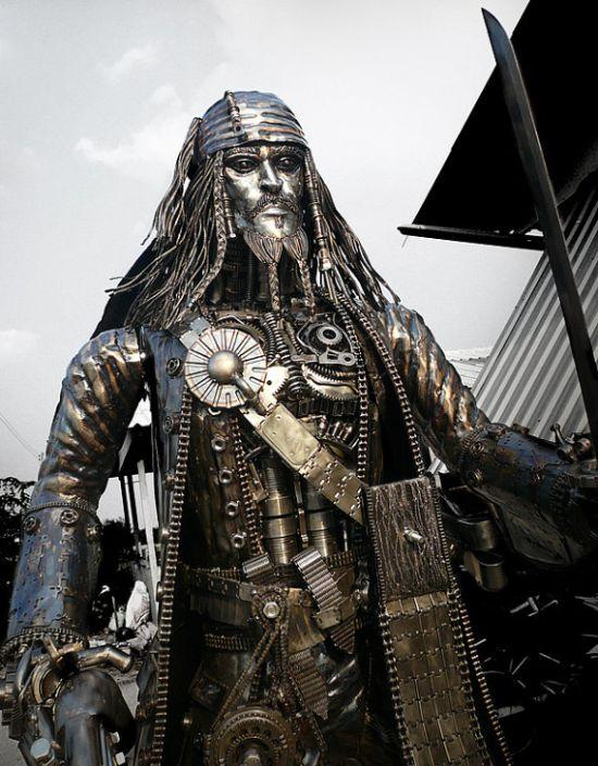Autors: MJ Jack Sparrow Statuja!