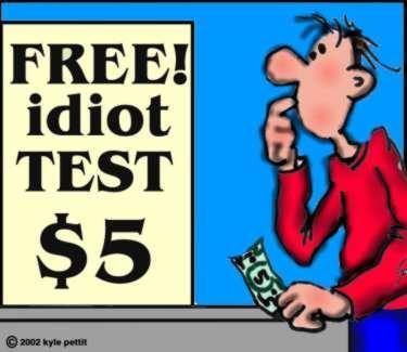 Nekad nestrīdies ar idiotu... Autors: P0KEM0N5 Labākam garastāvoklim! :)