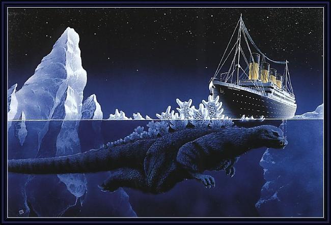 Kāpēc kuģis nogrima Iemesls it... Autors: kasablanka Titāniks. Fakti uz kuru joprojām nav atbildes.