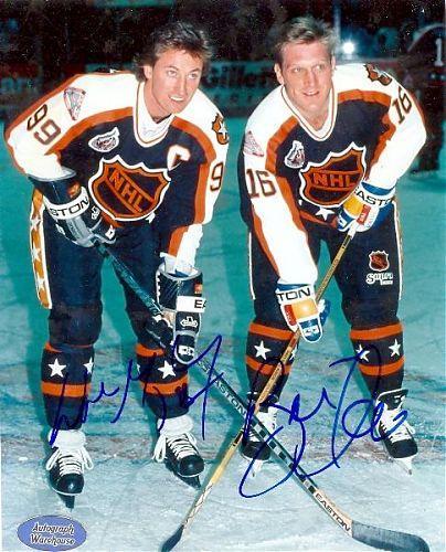 Wayne Gretzky un Bret Hull ir... Autors: member berrie NHL: Playoff fakti