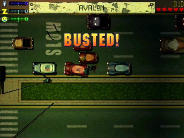 Seriāls GTA pasaulē ir... Autors: Baarts1 Gta 2