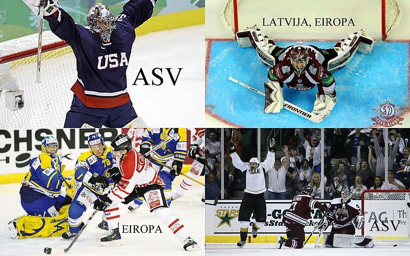 Sāksim ar mūsu mīļo hokeju jo... Autors: GuessWho Amerika vs Eiropa #2