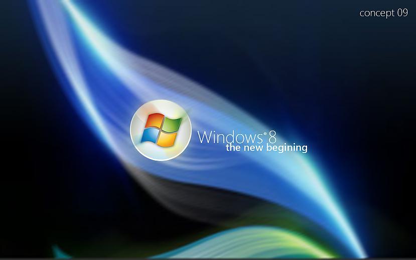 Autors: selectstart Windows 8