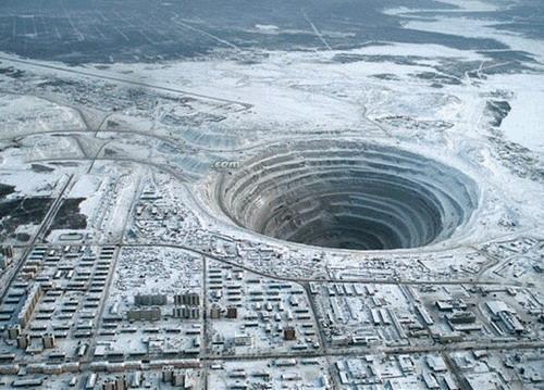 Autors: Imaginarium Lielākais dimantu caurums..