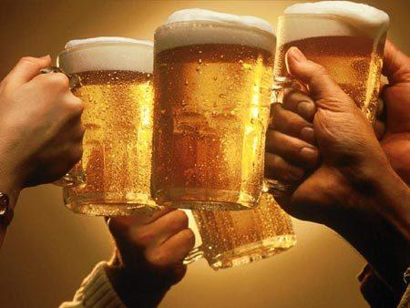 Alu pasniedziet alus glāzē... Autors: Fosilija Alus