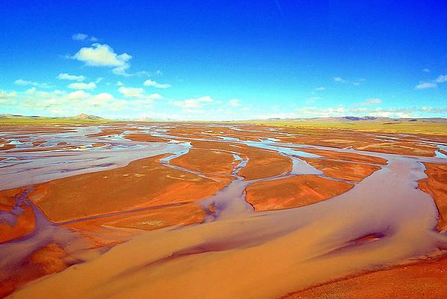 Jandzi Autors: Fosilija 5 garākās pasaules upes