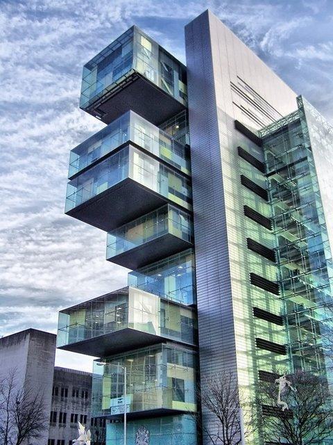 Mančesteras civiltiesību... Autors: battery Interesantākās ēkas pasaulē.