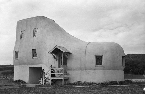 Kurpju māja  Atrodas... Autors: battery Interesantākās ēkas pasaulē.