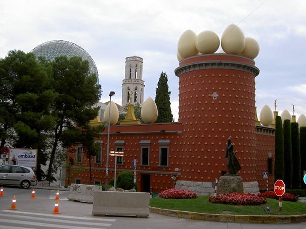 The Torre Galatea... Autors: battery Interesantākās ēkas pasaulē.