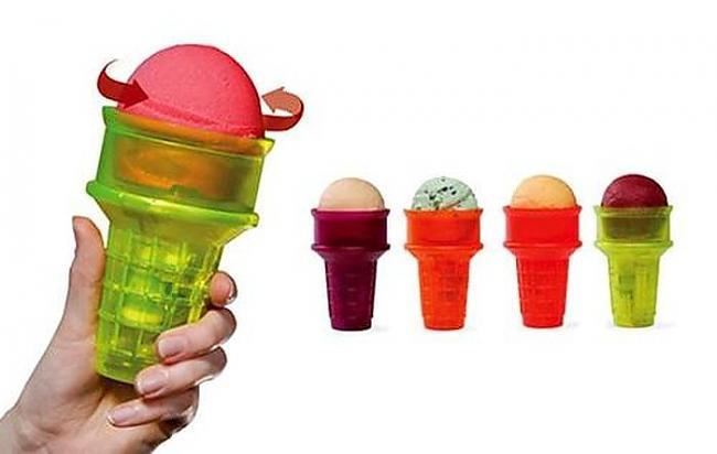 Vafele priekš saldējuma ar... Autors: Nabadzīgais ST 7 izgudrojumi sliņķiem