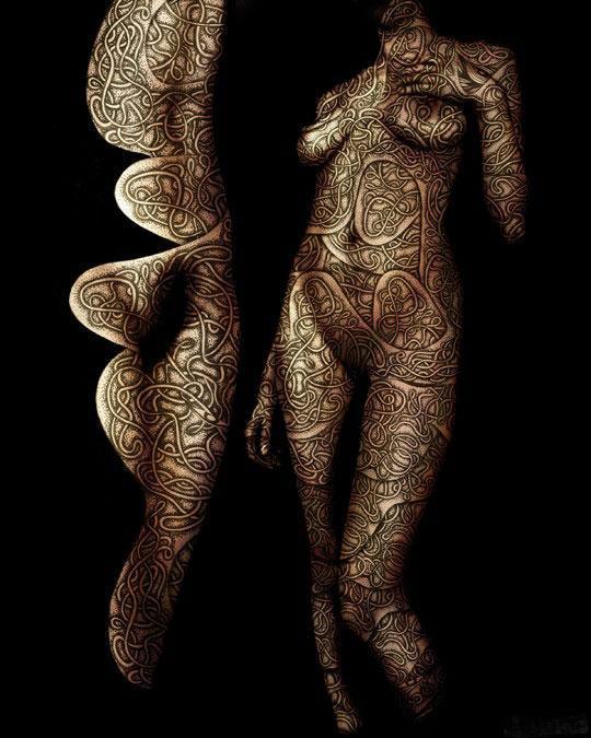 Autors: Raandomez Smalkais Body Art