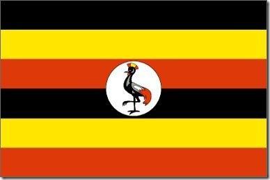 20vieta Uganda Autors: knift Originālāko karogu top-20