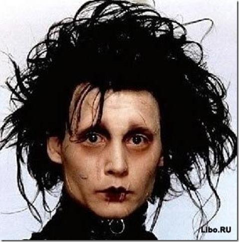 Lai Džoniju Depu pārvērstu... Autors: knift 12 fakti par filmu ''Edvards šķērrocis'