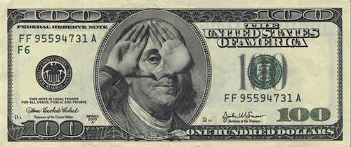 šis mazliet nofeilots jo... Autors: McĀmurs Savādāka nauda