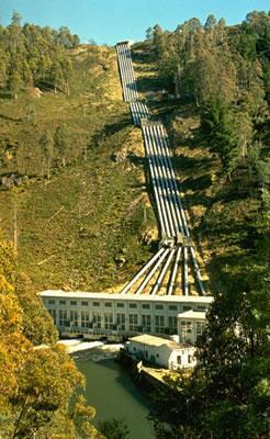 Sūkņu spēkstacija iegūst... Autors: Pončo 8 metodes kā uzkrāt ilgtspējīgu enerģiju