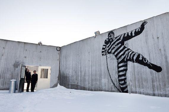 Autors: Fosilija Cietums Norvēģijā.