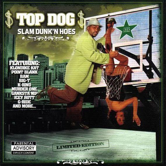 Autors: klintuxx The Worst Hip Hop Record Covers